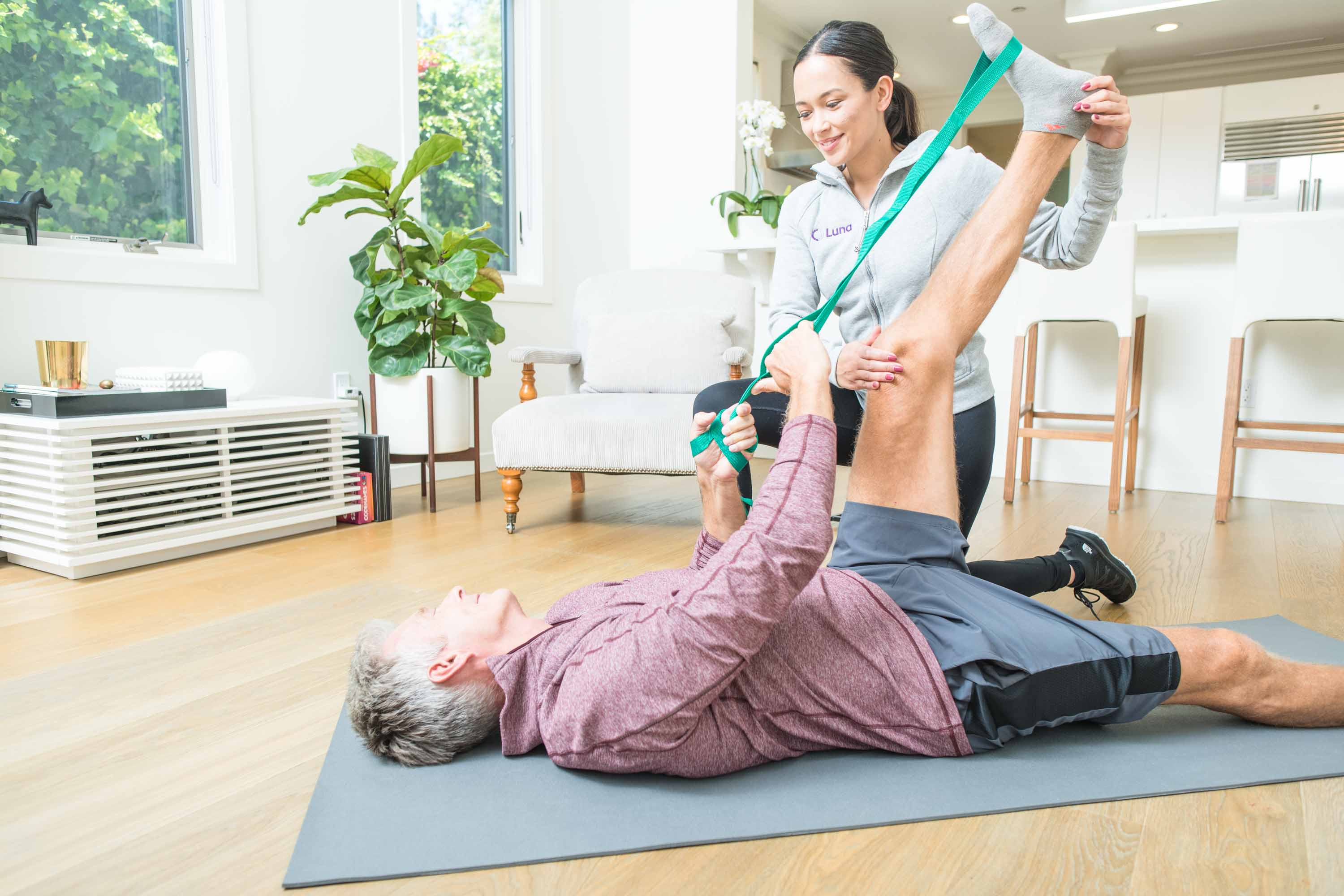 Physical Therapy and the Importance of Home Exercises