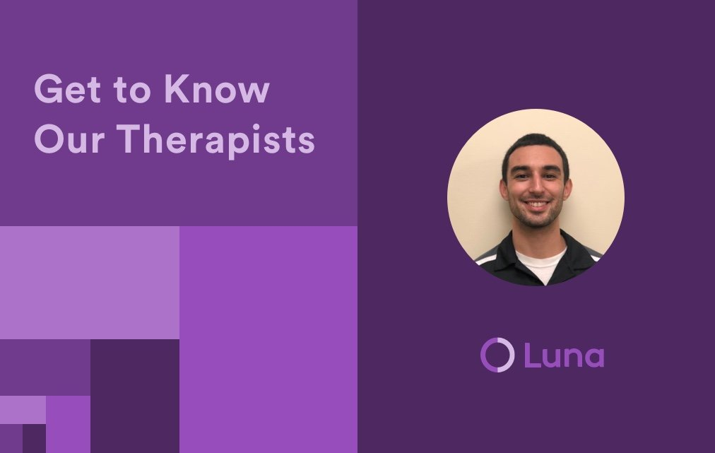 Get to Know Our Therapists: Nima Enayati, PT, DPT