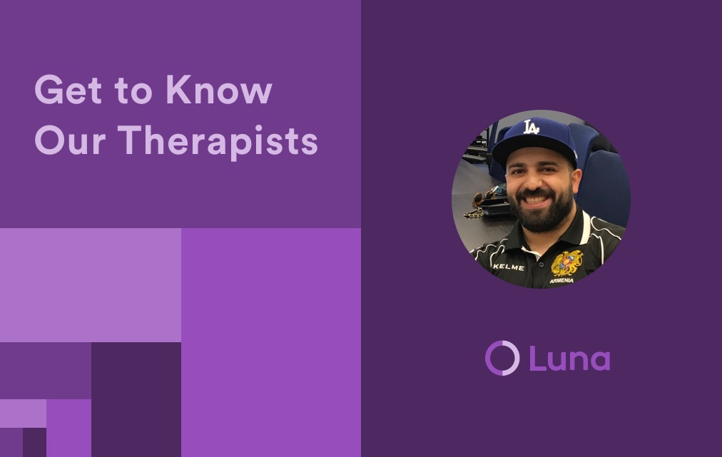 Get to Know Our Therapists: Dr. Suren Meliksetyan, DPT, OCS, SCS, CSCS