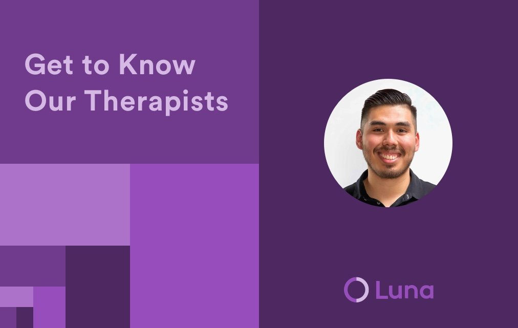 Get to Know Our LA Therapists: Ruben Gonzalez, PT, DPT