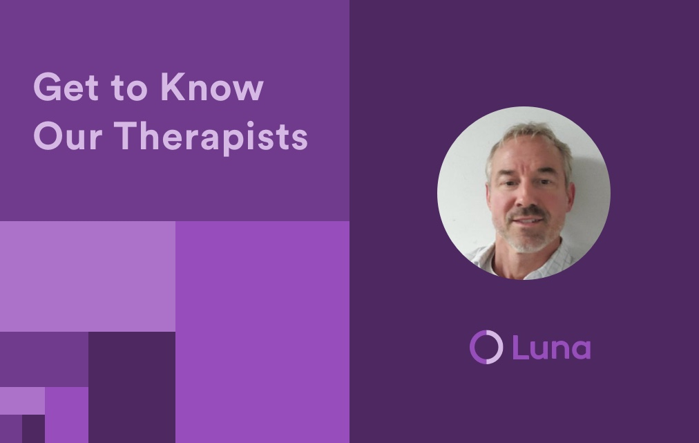 Get to Know Our LA Therapists: Rhett Patrick, MS, MPT