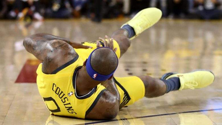 New Los Angeles Laker Demarcus Cousins Will Miss 2019 Season with Torn ACL
