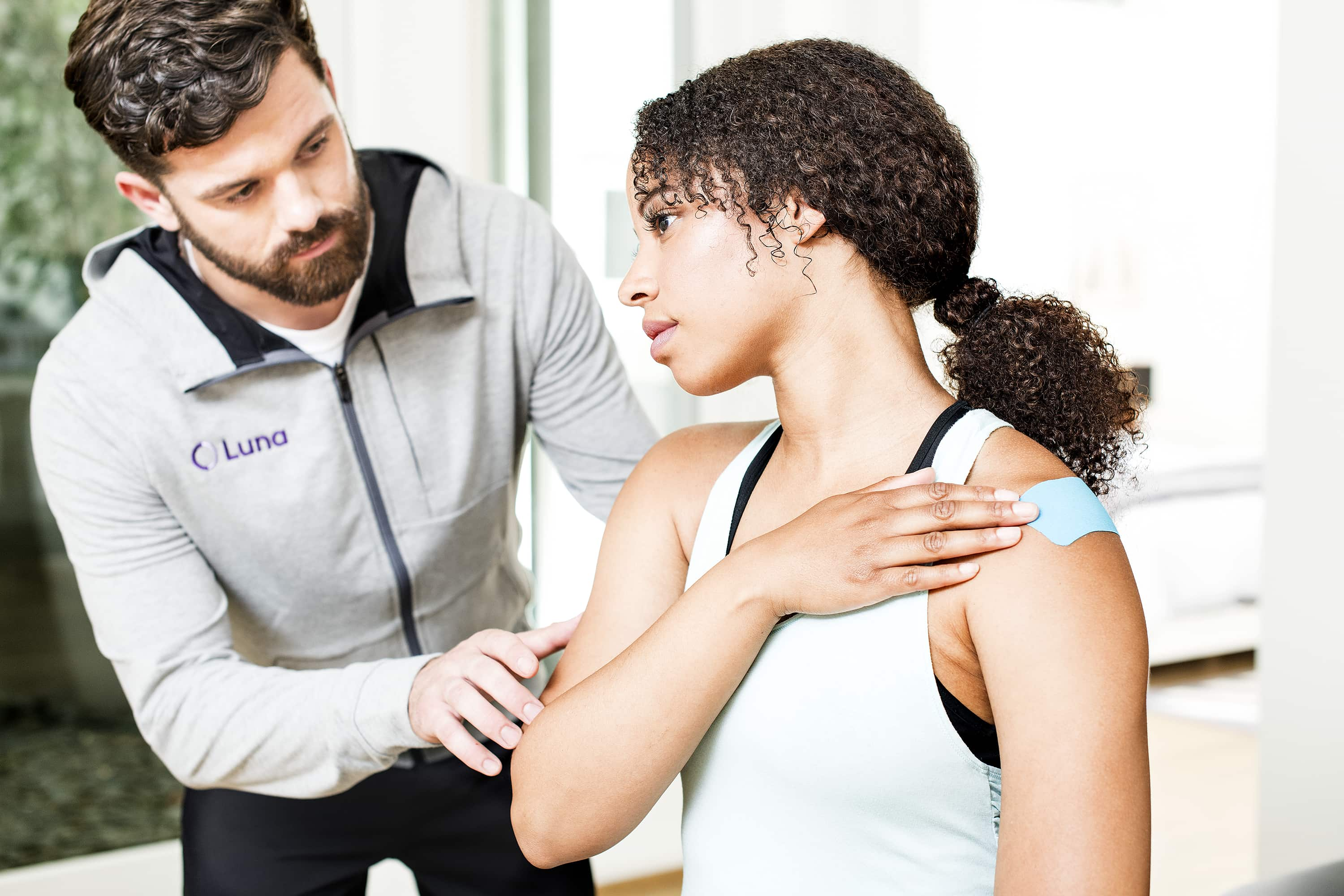 Physicians Trust Luna's On-Demand Physical Therapy