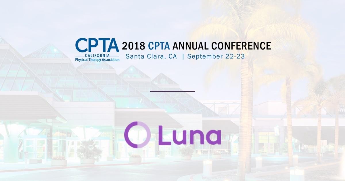 Luna Recap:CPTA 2018 Annual Conference